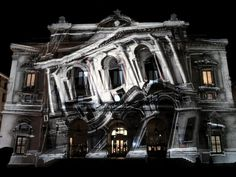 PERSPECTIVE LYRIQUE - Interactive architectural mapping - VIDEO [...]