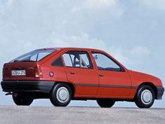 1984-1989 Opel Kadett Old Cars, Classic Cars, Vintage Cars, Classic Trucks