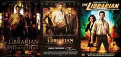 the librarians tv series 2014 f | TNT da luz verde a 'The Librarians' serie basada en las películas ...