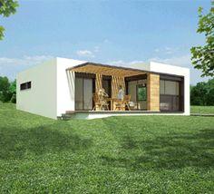 Casas modulares a medida - Modelo 1