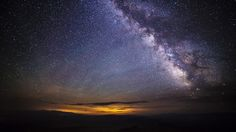 Milky Way, airglow, and storm over Fort Collins, CO | Flickr - Photo Sharing!