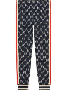 Gucci GG jacquard jogging pant Blue - Gucci Baby Clothes - Ideas of Gucci Baby Clothes - Gucci GG jacquard jogging pant Blue Swag Outfits Men, Gucci Outfits, Boy Outfits, Gucci Fashion, Mens Fashion, Gucci Baby Clothes, Lacoste, Shorts, Pants For Women