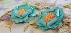 What A Beautiful Mess: Floriano Flower Tutorial