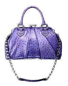 16. Marc #Jacobs Purple Bag - 47 #Hottest Purple Bags ... → #Fashion #Bruno