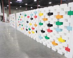 Create beautiful room dividers and modular walls for residential, office,and industrial uses.