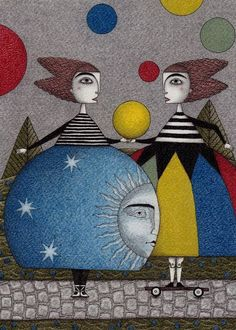 theantidote:  Ball Game by Judith Clay