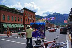 Main Street Masterpiece #Telluride