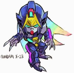 GUNDAM x MARVEL SUPER HEROES - Digital Fan-Arts By油屋とんび [PART 6]     Images by 油屋とんび     VIEW PART 1 - 6: HERE