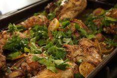 Zaatar Recipe, Yotam Ottolenghi, Roast Chicken, Poultry, Chicken Recipes, Turkey, Beef, Dishes, Kitchen