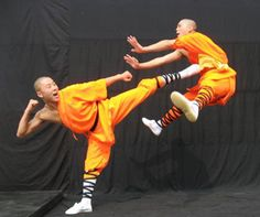 démonstration de shaolin kung-fu : if you love #MMA, you will love the funny…