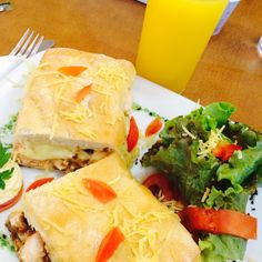 Beringela gourmet sandwich