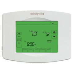 Product Image for Honeywell Wi-Fi Touchscreen Thermostat 1 out of 1