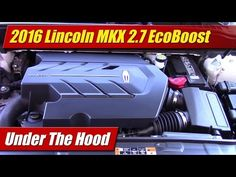 Charming Under The Hood: 2016 Lincoln MKX 2.7 EcoBoost   TestDriven.TV