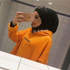 *Advertisement/Anzeige. In 🧡 w/ Oversize Hoodies.🍊 #notmychocolateside - #AdvertisementAnzeige #hijab #Hoodies #notmychocolateside #oversize