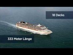 13 Tage in der Außenkabine inkl. Buffet Restaurant, Island, Sci Fi, Deck, Boat, Youtube, Hamburg, Cruise Ships, Travel