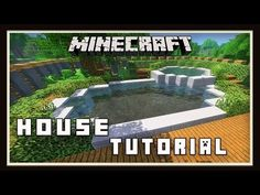 http://minecraftstream.com/minecraft-tutorials/minecraft-modern-house-build-part-6-swimming-pool-tutorial/ - Minecraft: Modern House Build (Part 6 Swimming Pool Tutorial) GoodTimesWithScar here bringing you a how to build a modern house series. This new Minecraft house building tutorial will go over all the aspects of making a cool looking Minecraft house or structures from the layout, house design and interior design. In this new modern house project we will...