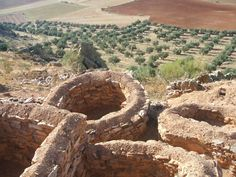 Publicamos el yacimiento arqueológico del Cerro de la Encantada, de la Edad de Bronce.