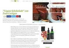 """Gewinnt 3 Mal das Kochbuch """"Vegane Schokolade""""! AufVeganBlattkönnt ihr noch bis 11. Januar 2015 drei Mal das Kochbuch """"Vegane Schokolade""""..."""
