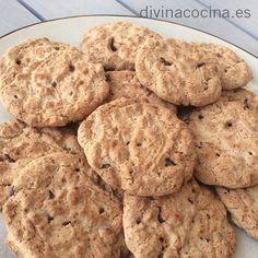 Cookies de ciruelas y canela » Divina CocinaRecetas fáciles, cocina andaluza y del mundo. » Divina Cocina
