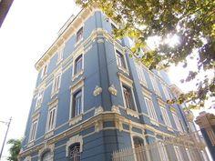 Napoli, Vomero hill, Via Palizzi