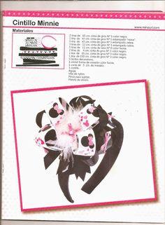 Lazos paso a paso Minauri #5 - Mary N - Álbumes web de Picasa