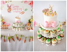 Cake + Dessert Table