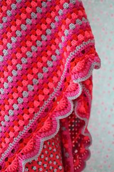Beautiful crochet colours. Inspiration