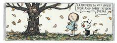 Outono, ideias velhas