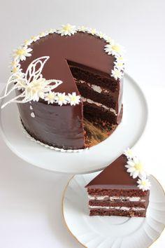 Tarta Fantasía de chocolate