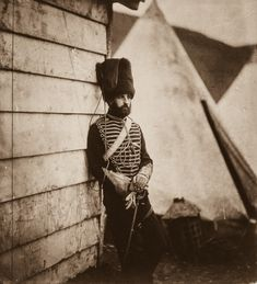 In 1855, Roger Fenton became one of the world's first war photographers — though not necessarily an objective one.