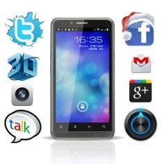 Dual SIM Touch Screen Cell Android phone that features a GSM quad band, dual SIM, dual camera with 8 million pixels together, inch screen and WiFi. Quad, Wifi, Valentines Weekend, Cell Phone Plans, Simile, F 16, Android 4, Dual Sim, Challenges