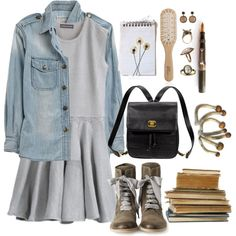 """""""Knowledge"""" by lou-lou on Polyvore"""