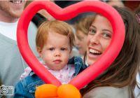 Samenloop voor Hoop Roermond 2011, ballonnen voor het goede doel, KWF kankerbestrijding. Één van mijn creaties heeft zelfs de voorpagina van nufoto gehaald!