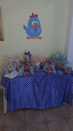 Decoração mesa de doces