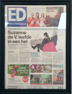 Courtroom for #EindhovensDagblad (14-12-2017)