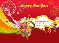 Cool 10 New Year Wallpapers