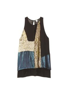 Sparkle and shine in this Wilfred Provence Blouse. Shop ARITZIA at #Scarborough Town Centre. #sparkle #top