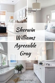 Look no further, I have found the best greige paint color out there. It is Sherwin Williams Agreeable Gray and today I am sharing all the details on why it is the best.