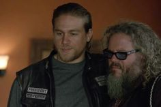 Jax & bobby sons of anarchy