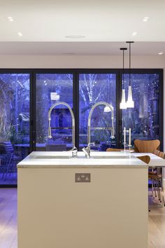 Residential Lighting Consultant optique double bay, sydney, australia architect: smart design