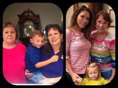 It's Generation Day at the Office!!!!! We had 2 Families today.DeLynn our(office manager) her mom Ruby and delynn's son Noah!! And also Barbara Stanco and her Daughter Dion and her lil girl Savannah!!