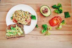 Vegan Tempeh Salad Sandwich   Plant Over Processed