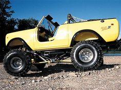 1979 International Harvester Scout II Driver Side Photo 8504277