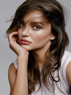 Love this natural makeup! Great inspiration for an every day look.