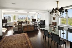 This 5th Avenue apartment with a view of Central Park needs editing... only $11.5M