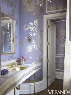 Shades Of Purple  - Veranda.com