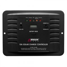10A SOLAR CHARGE CONTROLLER ITEM NUMBER: 2512