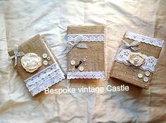 Photo albums,shabby chic, handmade, photobook, wedding album,mothers day, bespoke gifts,albums,rustic on Etsy, £7.60