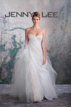 Designer Wedding Dress Gallery: Jenny Lee | Destination Weddings and Honeymoons