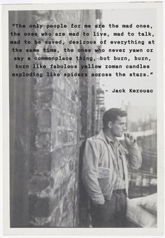 Happy Birthday, Jack Kerouac #writers